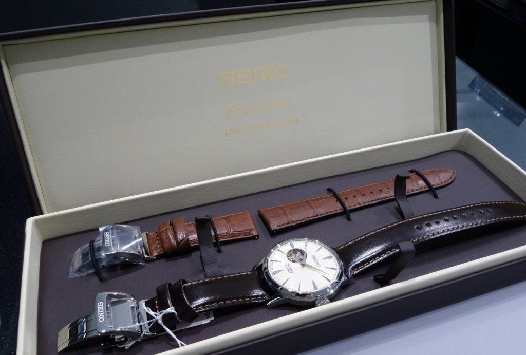SEIKO 横浜 腕時計 SARY159 PRESAGE