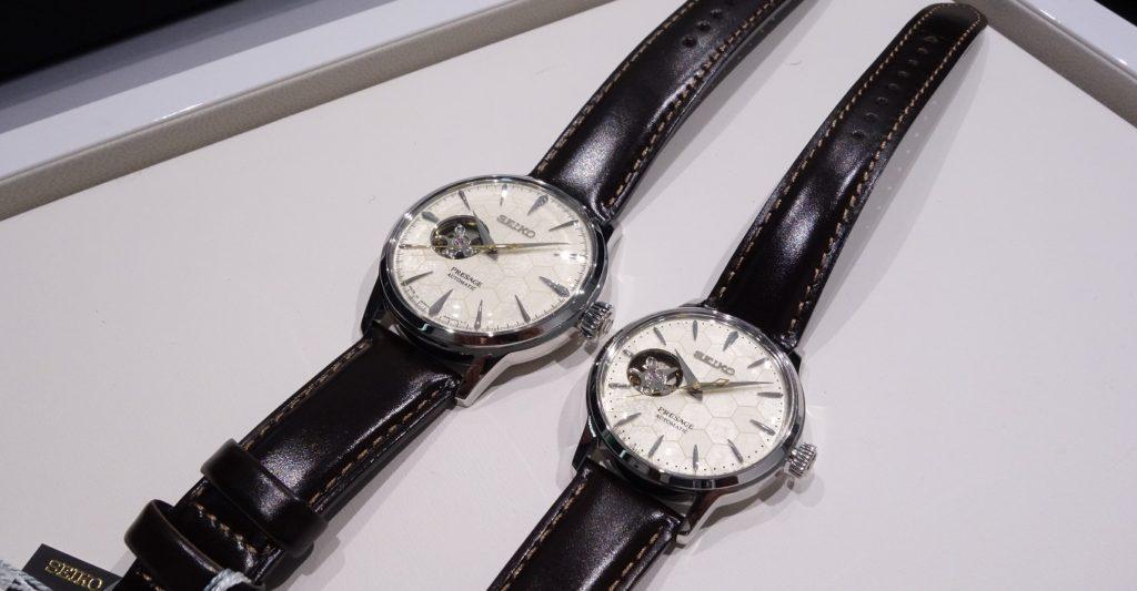 SEIKO 横浜 腕時計 PRESAGE