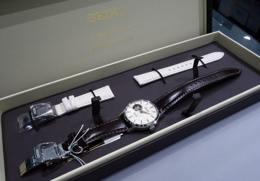 SEIKO 横浜 腕時計 SRRY039 PRESAGE