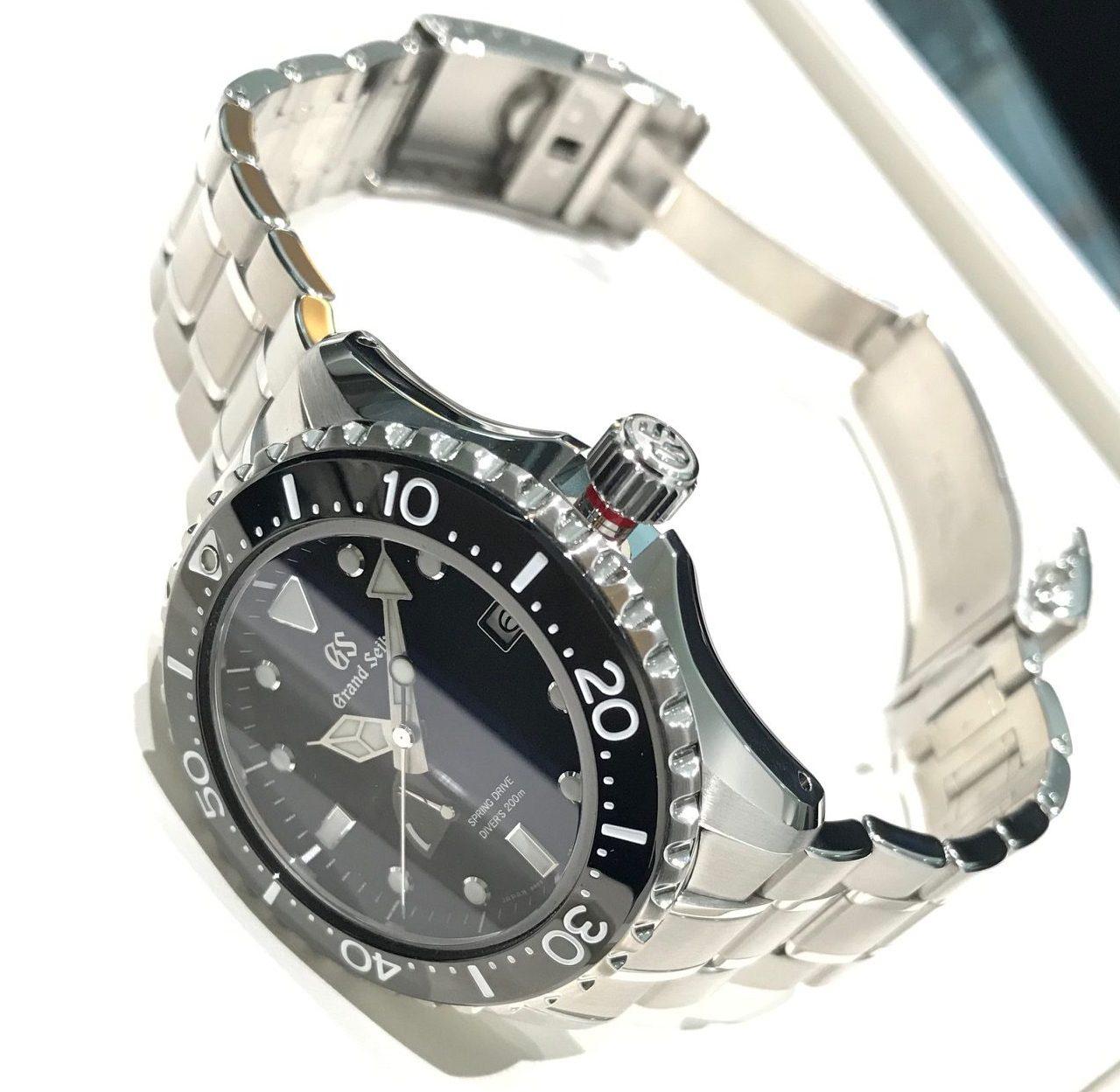GrandSeiko 横浜 腕時計 SBGA229