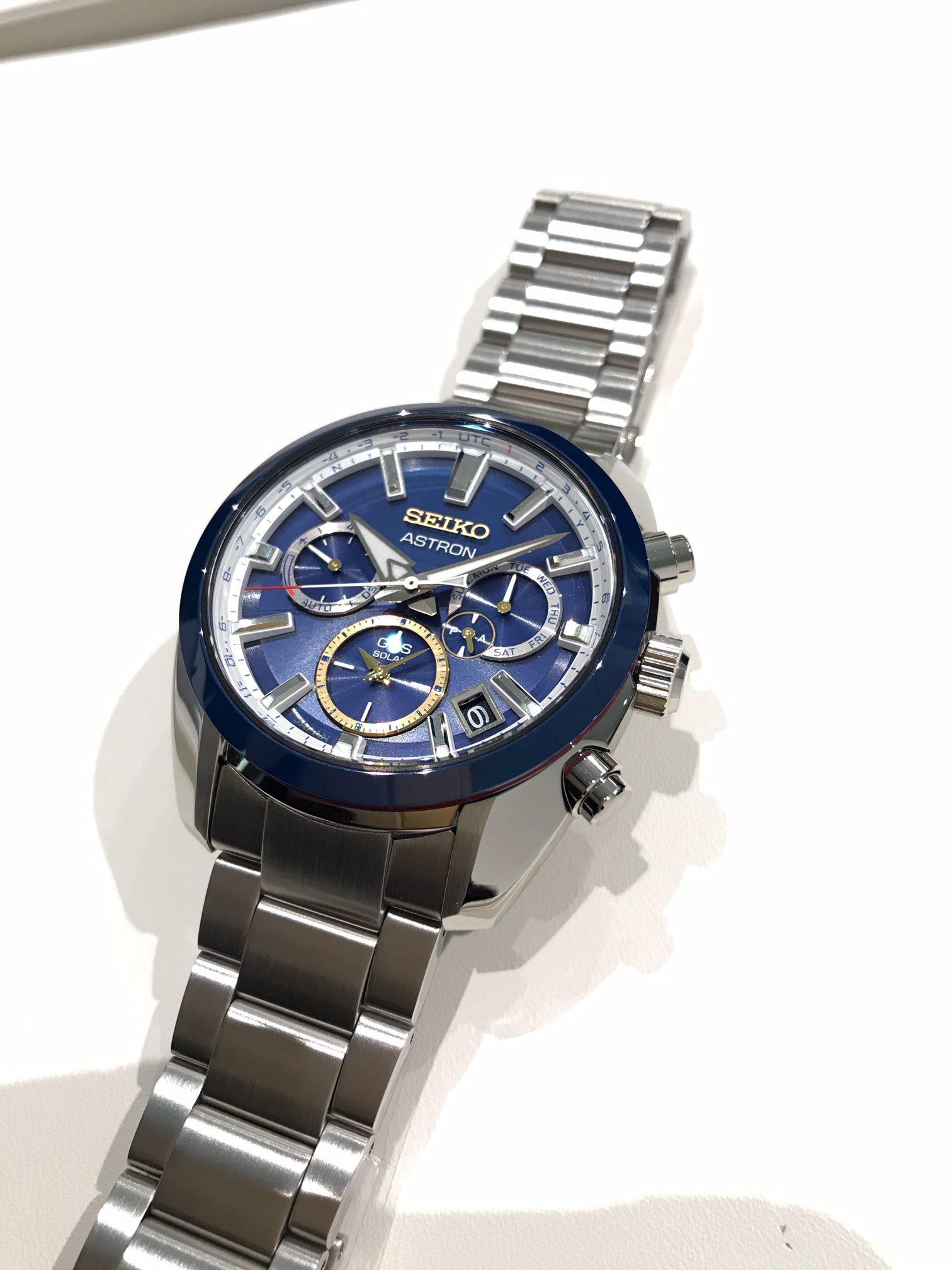 SEIKO 横浜 腕時計 SBXC045 ASTRON