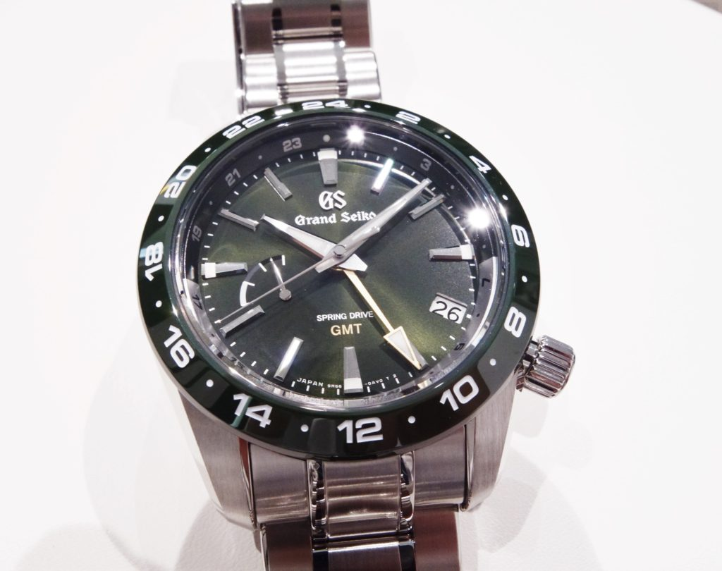 Grand Seiko 横浜 腕時計 SBGE257