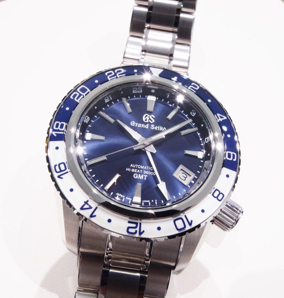 横浜 腕時計 Grand Seiko SBGJ237