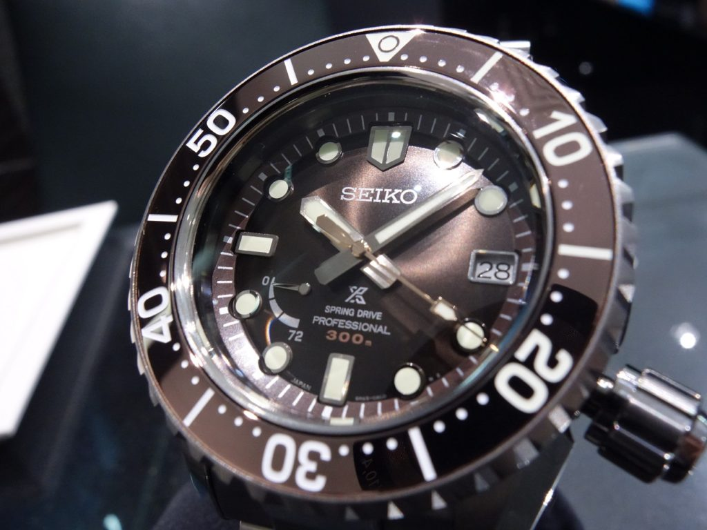 SEIKO 横浜 時計 PROSPEX SBDB035