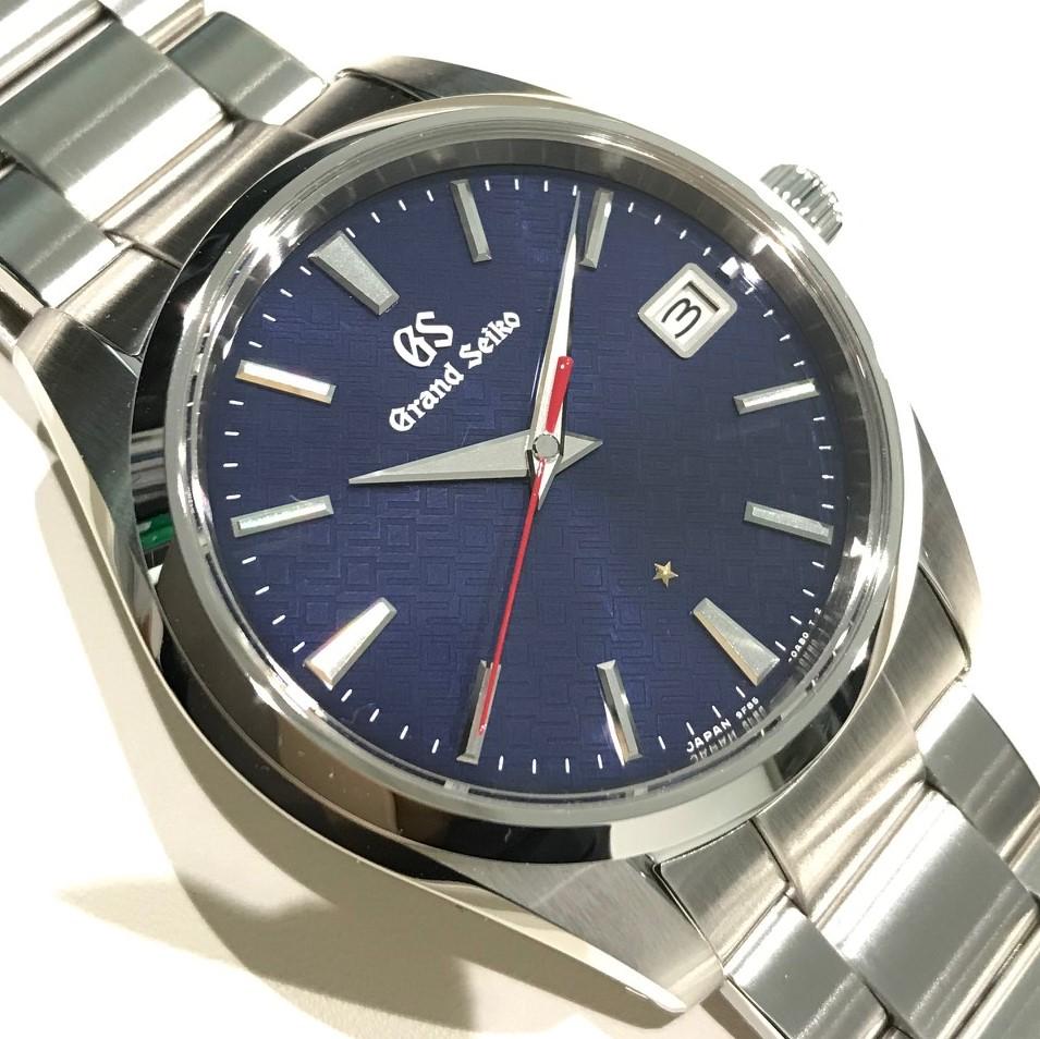 GrandSeiko 横浜 腕時計 SBGP007