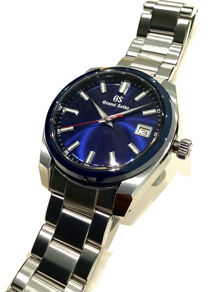 横浜 腕時計 Grand Seiko SBGP015