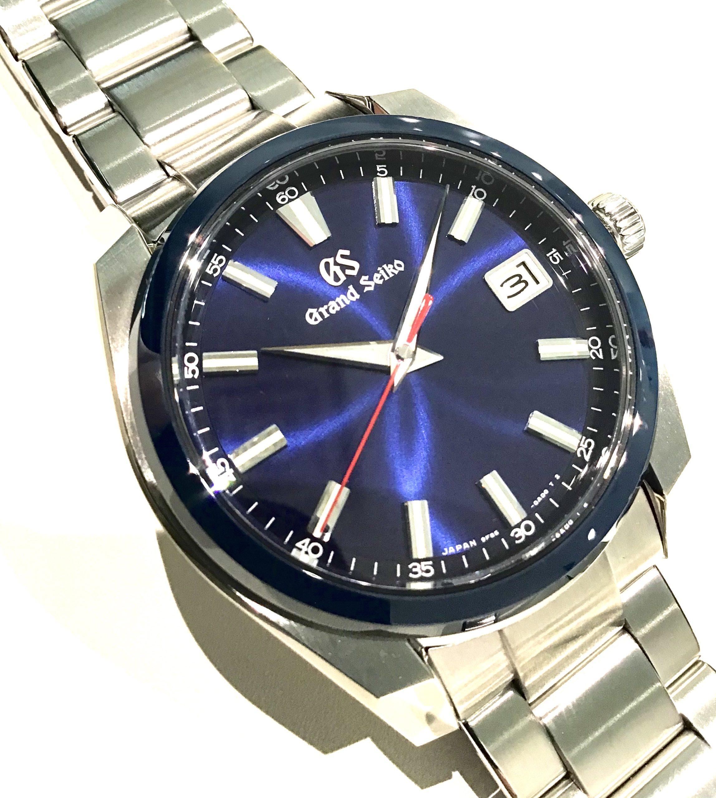 グランドセイコー誕生60周年記念限定モデル「SBGP015」